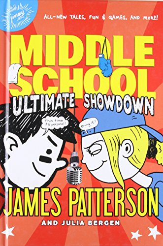 9780316322119: Middle School: Ultimate Showdown