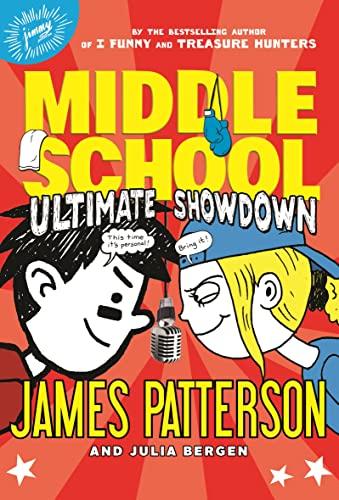 9780316322119: Middle School: Ultimate Showdown