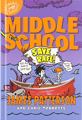 9780316322126: Middle School: Save Rafe!