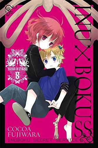 9780316322171: Inu x Boku SS, Vol. 8