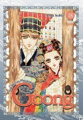 9780316322263: Goong, Vol. 18: The Royal Palace