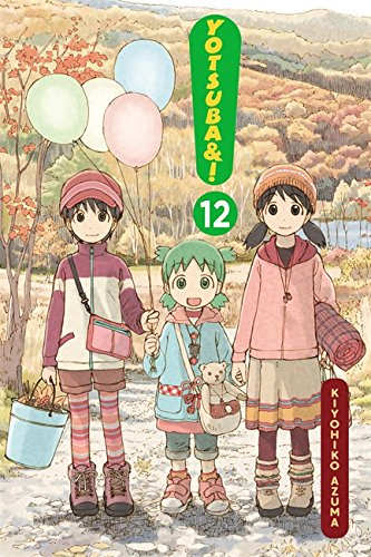 9780316322324: Yotsuba&!, Vol 12
