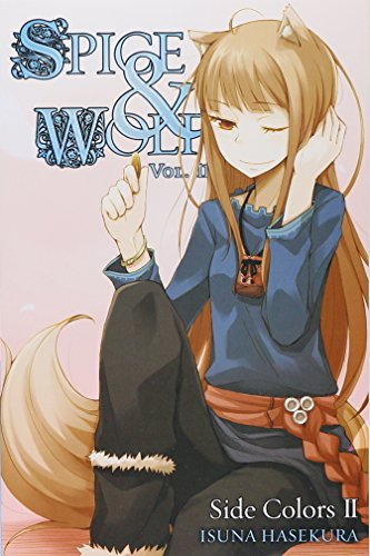 9780316324274: Spice and Wolf, Vol 11 - Novel: Side Colors II