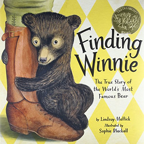 Finding Winnie: The True Story of the: Lindsay Mattick