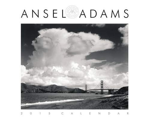 9780316328005: Ansel Adams 2015 Wall Calendar (Calendars)