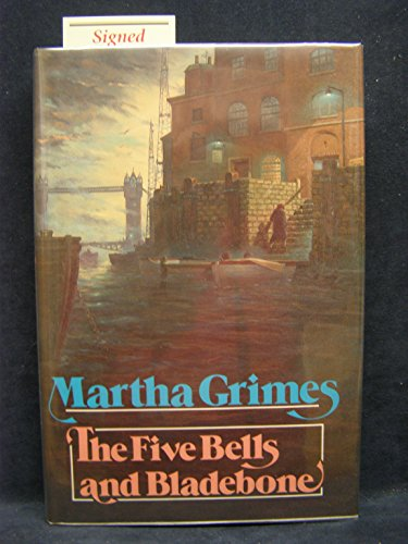 Five Bells and Bladebone (Inscribed): Grimes, Martha