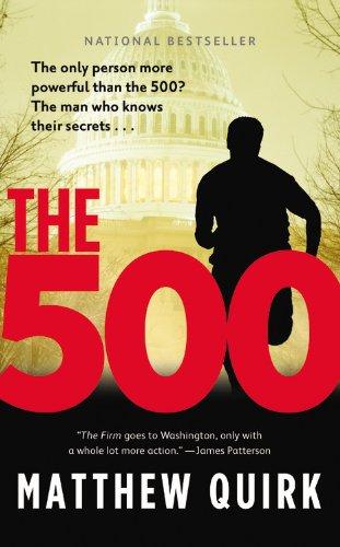9780316329934: The 500: A Novel