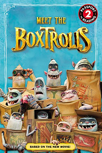 9780316332668: The Boxtrolls: Meet the Boxtrolls (Passport to Reading Level 2)