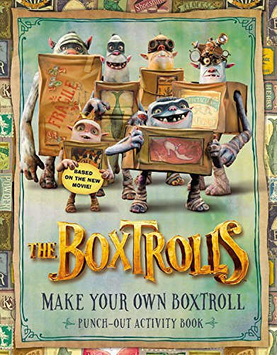9780316332682: The Boxtrolls: Make Your Own Boxtroll