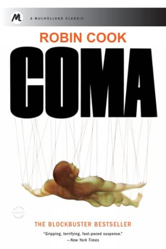 Coma (Mulholland Classic): Cook, Robin