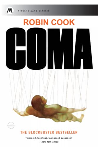 9780316334464: Coma (Mulholland Classic)