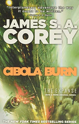 9780316334686: Cibola Burn (The Expanse)