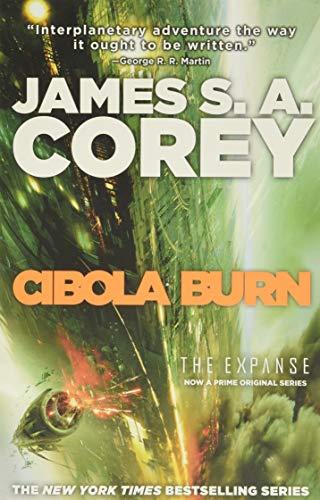 9780316334686: Cibola Burn (Expanse)