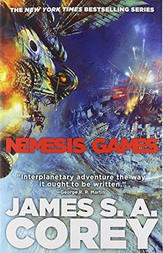 9780316334716: Nemesis Games