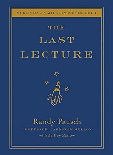 9780316335614: The Last Lecture