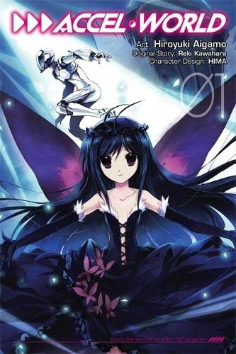 9780316335867: Accel World, Vol. 1 - manga (Accel World (manga))
