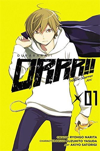 9780316335874: Durarara!! Yellow Scarves Arc, Vol. 1