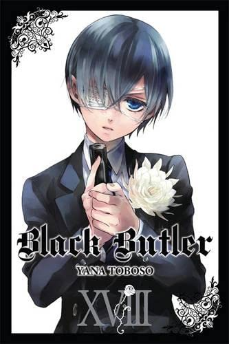 9780316336222: Black Butler, Vol. 18