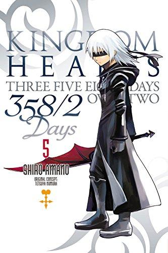 9780316336260: Kingdom Hearts 358/2 Days, Vol. 5 - manga