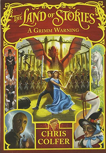 9780316336376: The Land of Stories: A Grimm Warning