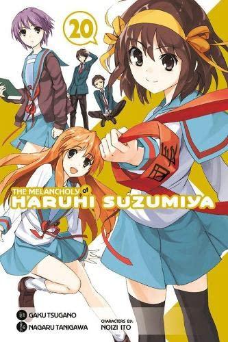 9780316336468: The Melancholy of Haruhi Suzumiya, Vol. 20 - manga