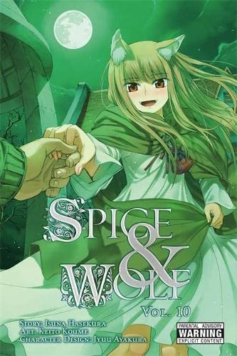 9780316336604: Spice And Wolf: Vol 10 - Manga