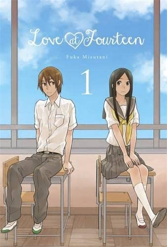 9780316336659: Love at Fourteen, Vol. 1