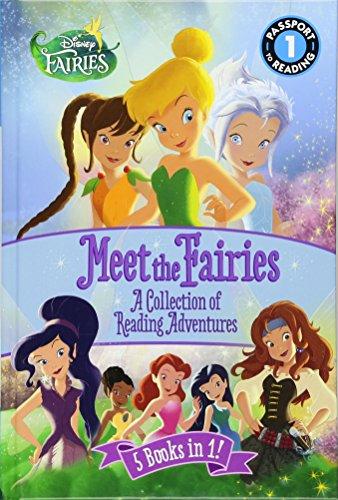 9780316337397: Disney Fairies: Meet the Fairies: A Collection of Reading Adventures (Passport to Reading: Disney Fairies, Level 1)