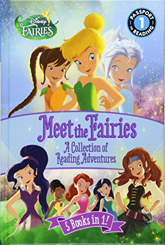 9780316337397: Disney Fairies: Meet the Fairies: A Collection of Reading Adventures (Passport to Reading Level 1)