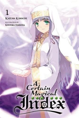 9780316339124: A Certain Magical Index, Vol. 1 - light novel
