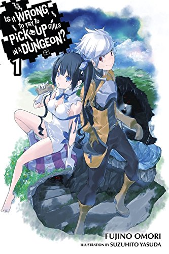 Is It Wrong to Try to Pick Up Girls in a Dungeon? 1