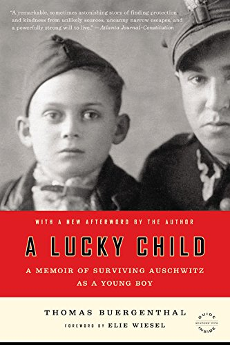 9780316339186: A Lucky Child: A Memoir of Surviving Auschwitz as a Young Boy
