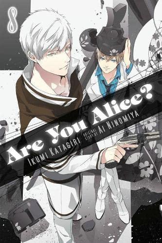 9780316339896: Are You Alice?, Vol. 8