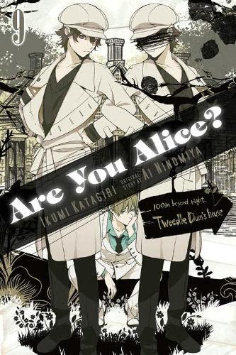 9780316339926: Are You Alice?, Vol. 9