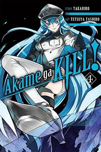 9780316340052: Akame ga KILL!, Vol. 4