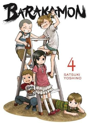 9780316340298: Barakamon, Vol. 4