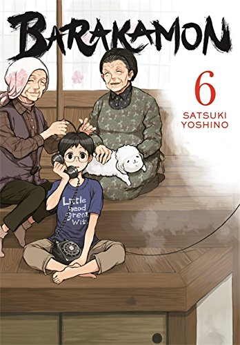 9780316340335: Barakamon, Vol. 6