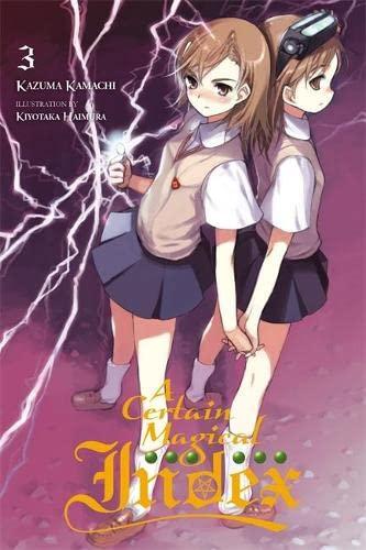 9780316340540: A Certain Magical Index, Vol. 3 (Novel)