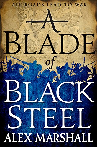 9780316340663: A Blade of Black Steel (The Crimson Empire)