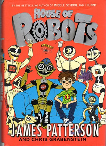 9780316341523: house of the Robots