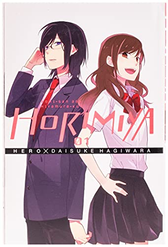 9780316342032: Horimiya, Vol. 1