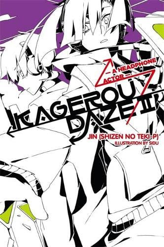 9780316342049: Kagerou Daze, Vol. 2 (Novel): A Headphone Actor