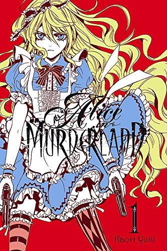 9780316342124: Alice In Murderland, Vol. 1