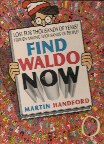 9780316342926: Find Waldo Now