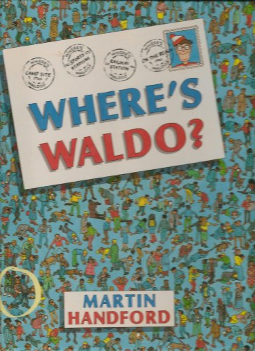 9780316342933: Where's Waldo?