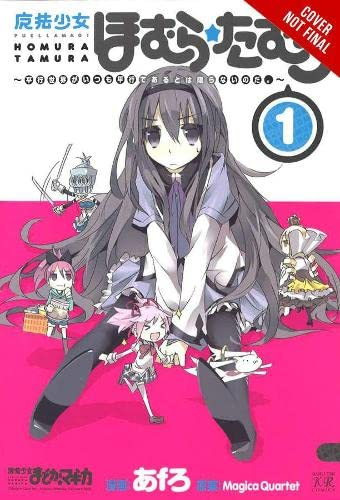 9780316344883: Puella Magi Homura Tamura, Vol. 1: ~Parallel Worlds Do Not Remain Parallel Forever~