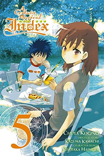 9780316345989: A Certain Magical Index, Vol. 5 - manga (A Certain Magical Index (manga))