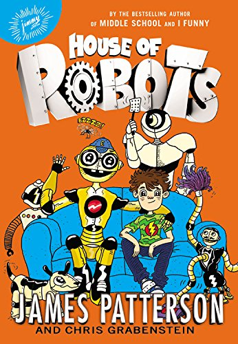 9780316346795: House of Robots