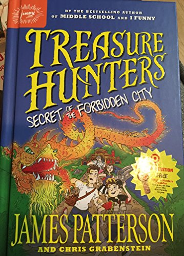 9780316346948: Treasure Hunters Secret of the Forbidden City