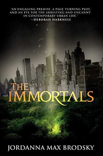 9780316347181: The Immortals (Olympus Bound)